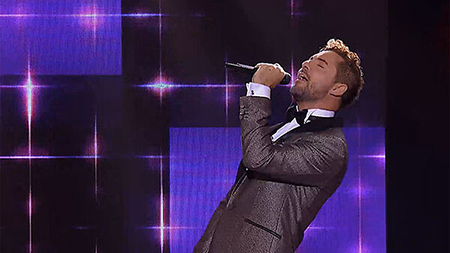 "DAVID BISBAL ""GALA NOCHEBUENA"" 2016"