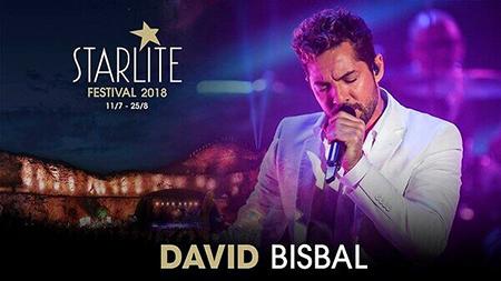 "DAVID BISBAL ""STARLITE"""